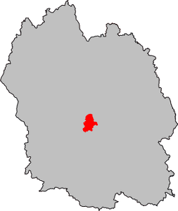 Carte Saint-Bauzile